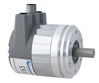 Absolute Multi- and Singleturn Encoder WDGA 58A